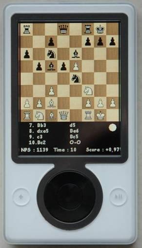 Zune Chess
